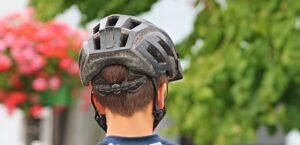 Fahrradhelm Unfall Mitverschulden